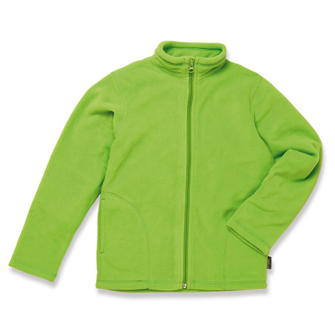 polo-shirts.co.uk Active By Stedman Children's Fleece Jacket