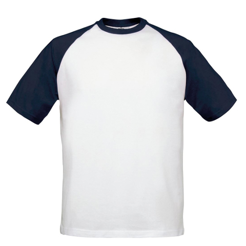 polo-shirts.co.uk B&C Baseball T-Shirt