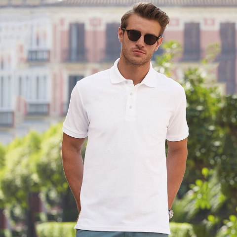 Mens Heavy Polo Shirt Fruit Of The Loom View Cheap Online For Sale Online Online Sale Online Cheapest Outlet Store For Sale iOIRWTdV