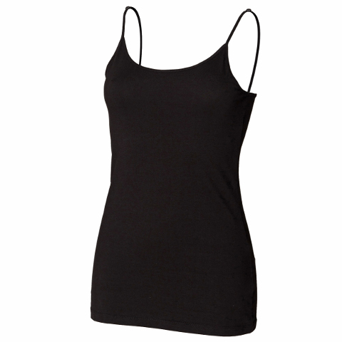 polo-shirts.co.uk SF Ladies Adjustable Spaghetti Vest