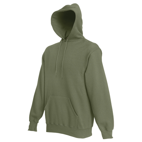 polo-shirts.co.uk Tagless Hooded Sweatshirt