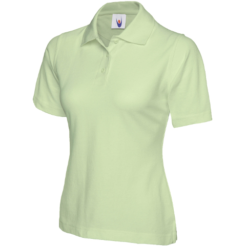 Uneek Ladies Polo Shirt - Uneek Ladies Polo 10 Colours Available ... ad25dcf50286