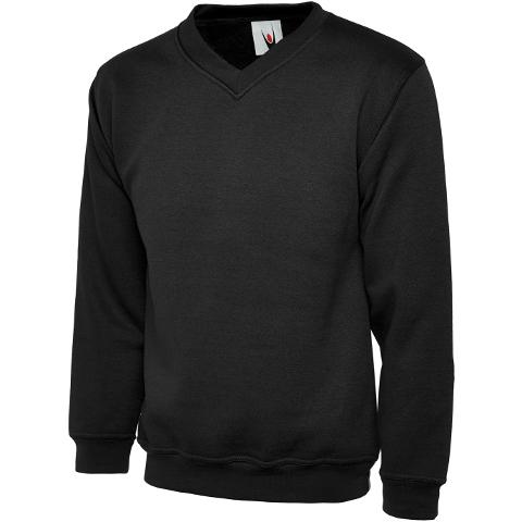 Pullovers & Sweatshirts Uneek Premium V-Neck Sweatshirt