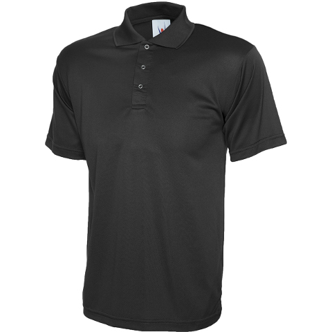 T-Shirts, Polos & Tops Uneek Processable Polyester Polo
