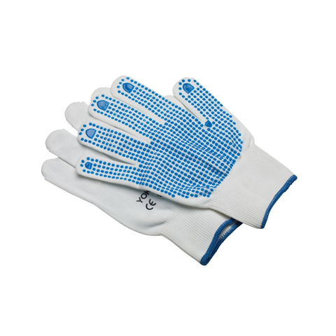 polo-shirts.co.uk Yoko Blue Dot Pick-and-Go Gloves