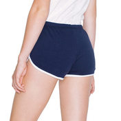 American Apparel Women's Interlock Running Short