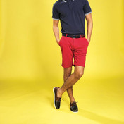 Asquith & Fox Men's Classic Fit Shorts
