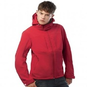 B&C Hooded Soft Shell Jacket
