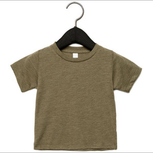 Bella & Canvas Baby Triblend Short Sleeve Tee