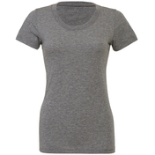 Bella & Canvas Ladies Triblend Crew Neck T-Shirt