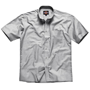 Dickies Oxford Weave Short Sleeve Shirt