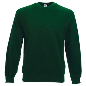 Fruit Of The Loom Raglan Sweatshirt