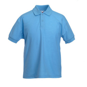 Fruit of the Loom Children's Pique Polo Shirt