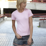 Fruit of the Loom Lady-Fit Crew Neck T-Shirt *SPECIAL OFFER*