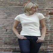 Fruit of the Loom Lady-Fit Organic T-Shirt