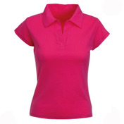 Fruit of the Loom Lady Fit Rib Polo *SPECIAL OFFER*