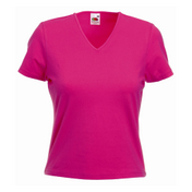 Fruit of the Loom Lady Fit V-Neck T-Shirt
