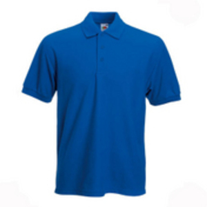 Fruit of the Loom Poly Cotton Heavy Polo Shirt - Fruit of the Loom Heavy  Poly/Cotton Polo Shirt ...
