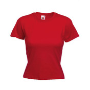 Fruit of the Loom Short fit Ladies Valueweight T-Shirt *Special Offer*