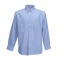 Fruit of the Loom long sleeve oxford shirt