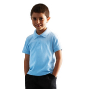 Gildan Children's 65/35 Combed Ring Spun Polo