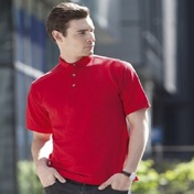 Henbury Ultimate Heavy Pique Polo Shirt