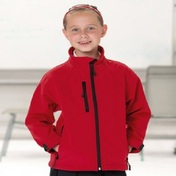 Jerzees Kids Soft Shell Jacket