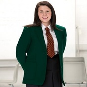 Jerzees Schoolgear Girls Blazer