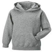 Jerzees Schoolgear Hooded Sweatshirt