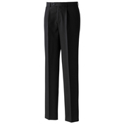 Premier Polyester Single Pleat Trousers