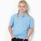 SG Kids' Cotton Polo Shirt
