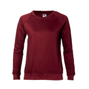 SG Ladies' Raglan Sleeve Crew Neck Sweatshirt