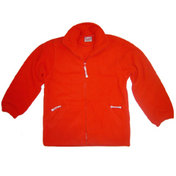 Uneek Childrens Fleece Jacket