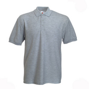 Fruit of the Loom Poly Cotton Heavy Polo Shirt