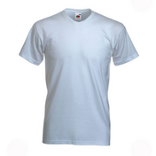 Fruit of the Loom Valueweight V Neck T-shirt